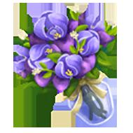 Crimean Iris Bouquet