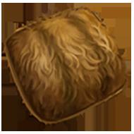 Fine Fur Pillow