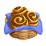 Walnut Pinwheel