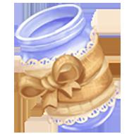 Burlap Jar