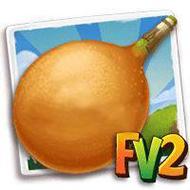 Golden Passion Fruit Crop