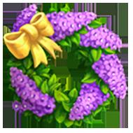 Vitex Wreath