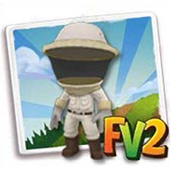 Female Beekeeper Outfit