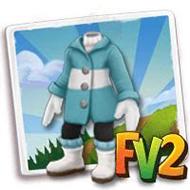 Female Winter Coat