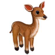 Toy Deer