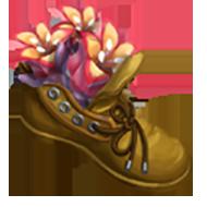 Hens & Chicks Boot