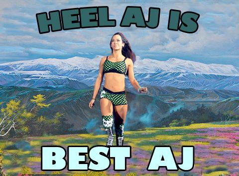 Heel AJ