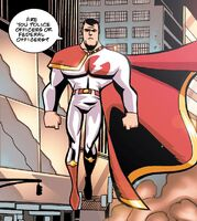 Supershock First Appearance