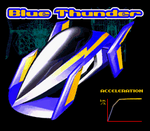 BSFZGP1 Blue Thunder Profile Front
