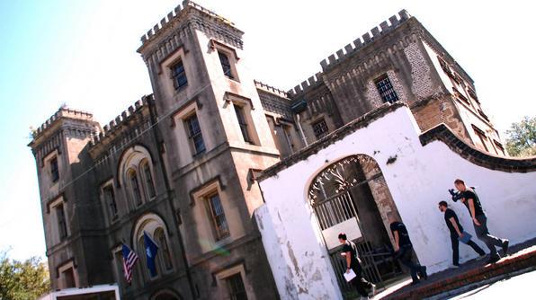 Old Charleston Jail Episode Ghost Adventures Wiki Fandom Powered