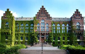 Lundsuniversitet - b
