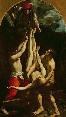 File:The Crucifixion of St. Peter.jpg