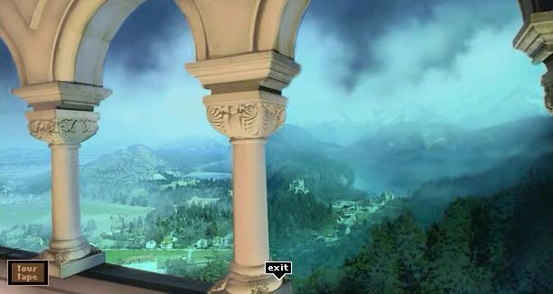 File:Neuschwanstein view of Alps.jpg
