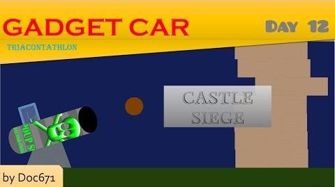 Gadget Car Triacontathlon - Day 12