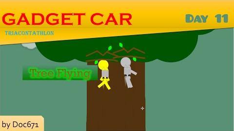 Gadget Car Triacontathlon - Day 11