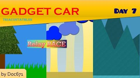 Gadget Car Triacontathlon - Day 7-0