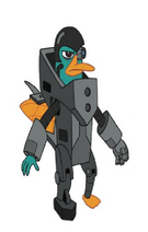 Perry the Platyborg