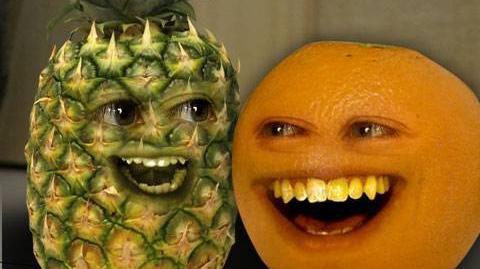 Annoying Orange - Pain-apple