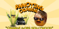 Annoying Orange: Orange Goes Hollywood