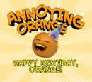 Annoying Orange: Happy Birthday!