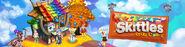 Sponsorbanner Skittles crazycore newworld