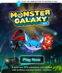 Monstergalaxy beta
