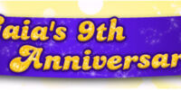 Gaia's 9th Anniversary