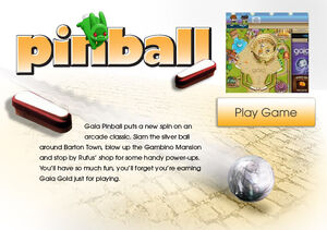 Gaia Pinball promo