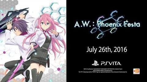 A.W. Phoenix Festa - Launch Trailer Vita