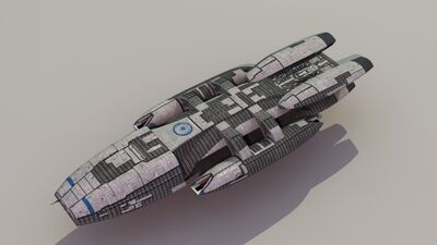 Battlestar Dauntless