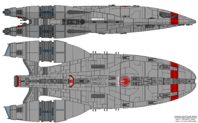 Nebraska Class Destroyer