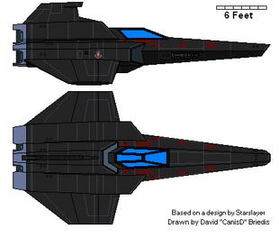 Stealthstar Mark I (Refit)
