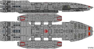 Prometheus Subclass Battlestar