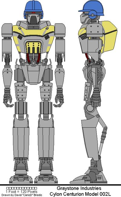 Centurion Model 002L