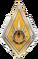 Battlestar Commander insignia