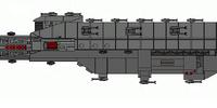 Warlock Class Heavy Destroyer (D8)