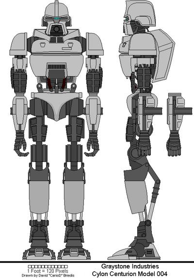Centurion Model 004