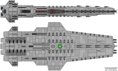 Cyclone Class Destroyer