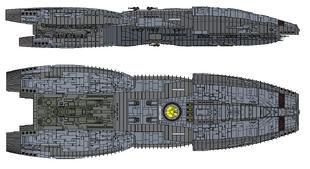 Cheetah Class Light Cruiser Mark I