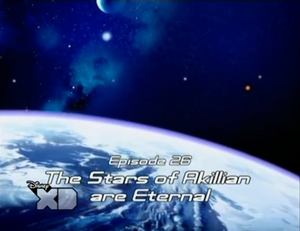 The Stars of Akillian are Eternal