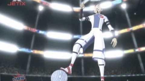 Galactik Football - S02E04 - The New Captain