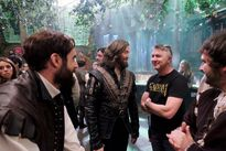 Galavant Off With His Shirt Timothy Omundson Joshua Sasse 03
