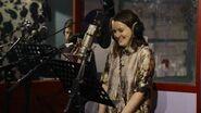 Galavant Sophie McShera in Recording Studio