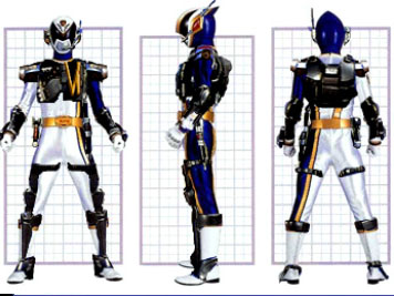 Image - SPD Omega Ranger Swat Mode.jpg | Power Rangers ...