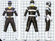 Black Space Ranger Form