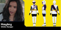 Mighty Morphin Power Rangers Re-version: The Next Generation Season 1