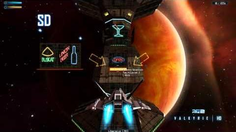 Galaxy on Fire 2 HD - Valkyrie by Fishlabs for iPhone 4S and iPad 2 (Official Trailer)