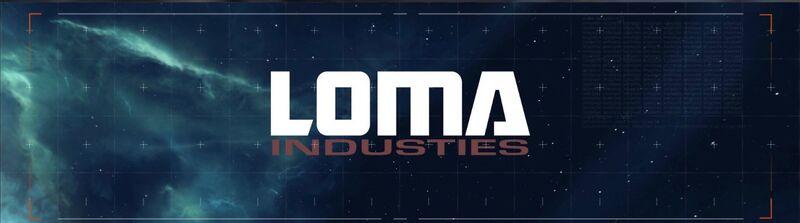 Loma Banner