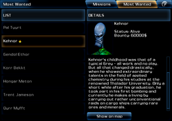 Kehnor mw info card