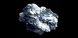 Ore titanium 250
